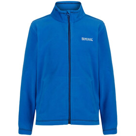 Regatta King Fleece II Fleece Jacket Kids, oxford blue/navy